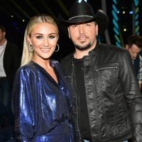 Why Jason Aldean is naming his daughter Navy Rome