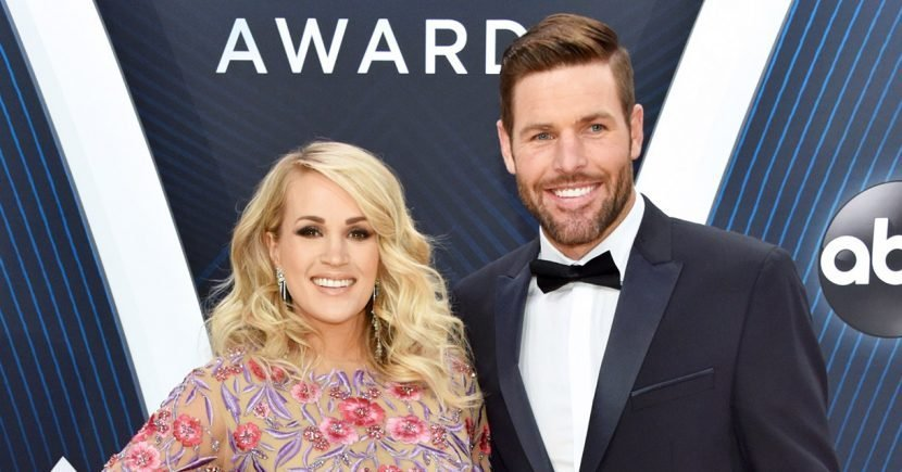 Pregnant Carrie Underwood and Mike Fisher Stun at the CMAs 2018: Pics