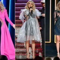 Quick Change Artist! See All the Ways Carrie Underwood Dressed Up Her Baby Bump at the 2018 CMA Awards