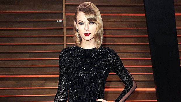 Taylor Swift, Sarah Hyland & More Stars In Sequined Dresses That Are Perfect For The Holidays