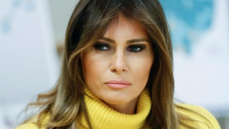 Get rid of her: Day after Melania's outburst, security adviser removed