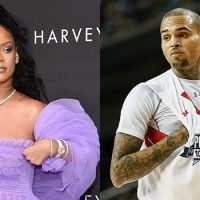Chris Brown Is Stunned By Rihanna's Latest Topless Lingerie Pic — See Flirty Instagram Comment