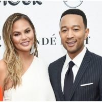 Chrissy Teigen & John Legend Wrap Filming On Their Christmas Special, Find Out When It Airs