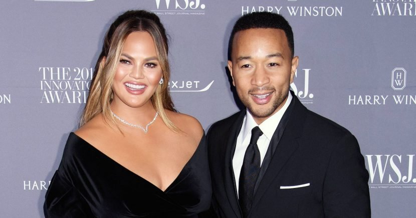 Luckiest Mom Ever? Chrissy Teigen's Son Has Never Been in a Bad Mood