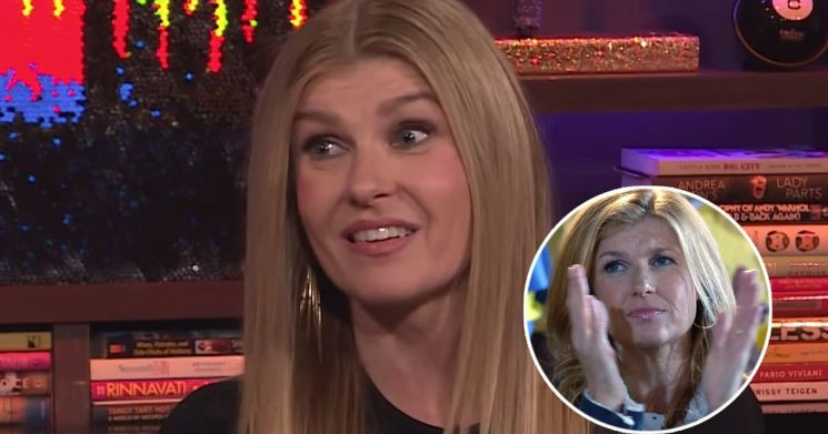Sorry, 'Friday Night Lights' Fans, But Connie Britton's Here to Break Your Full Hearts