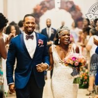 Scandal's Cornelius Smith Jr. Marries Stephanie Lilly Smith — See the Photos!