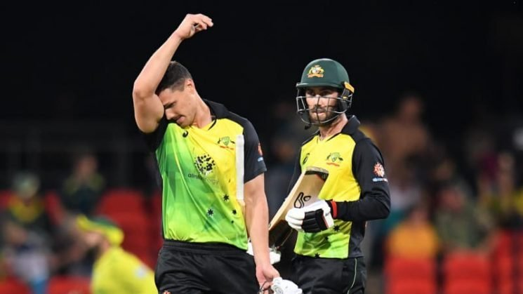 Coulter-Nile says Aussies just need a win to turn fortunes around
