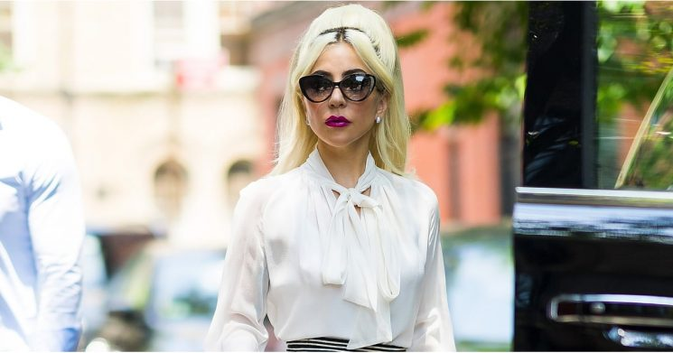 If You Thought Lady Gaga Rules the Red Carpet, Just Wait Until You See Her Street Style