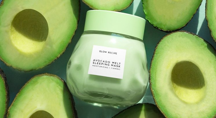 This Glow Recipe Avocado Melt Sleeping Mask Review Proves Avo Can Amp Up Your Winter Skin Routine