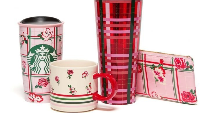 Starbucks and Ban.do Just Released Another Collection, and Our Peppermint Mochas Need It