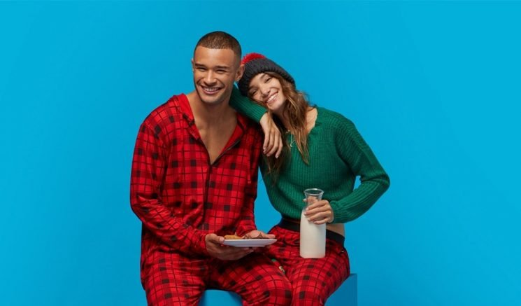 MeUndies Just Dropped The Coziest Holiday Onesie Collection