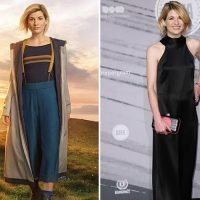 What age is Jodie Whittaker, who's her husband Christian Contreras and when was she named the new Doctor Who?