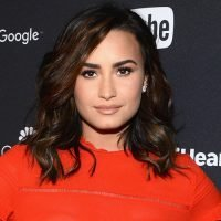 Demi Lovato Returns To Social Media To Share Voting Selfie