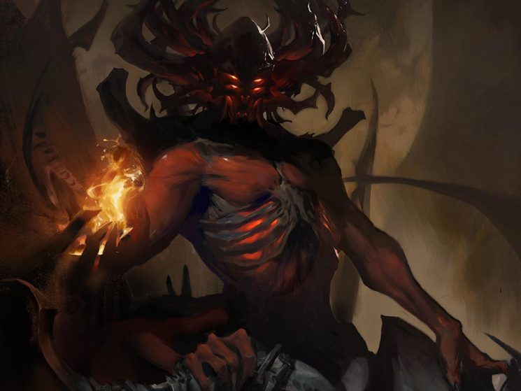 Blizzard: 'Diablo Immortal' Developed From Scratch, Not Built on Bones of Any Game