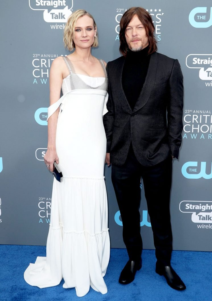 Baby Love!Diane Kruger and Norman Reedus Welcome Their First Child Together