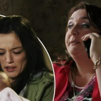 EastEnders viewers point out even the voiceover man is disgusted by Bev as he's heard saying 'yuck' after she tries to sell Hayley's baby