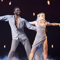 'DWTS': Keo Motsepe & Evanna Lynch Vow To 'Bring It' In The Finale After 'Emotional' Semi-Finals