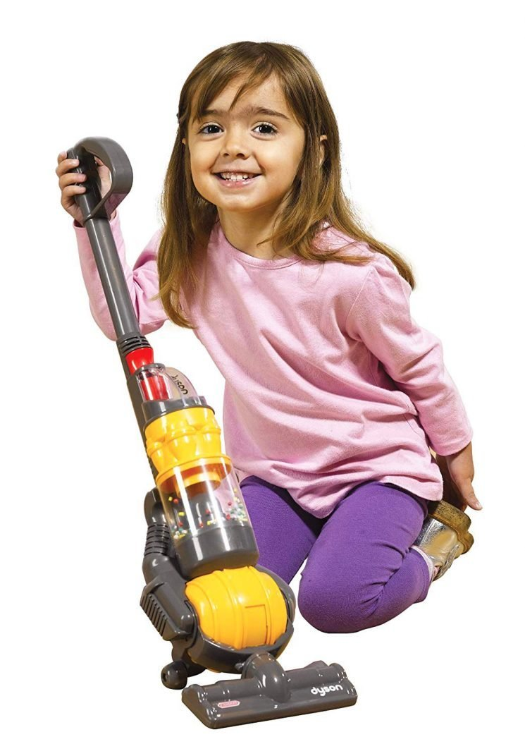 Dyson Has the Perfect Holiday Gift for Your Mini Cleaning Crew: a Kids' Vacuum That Really Works