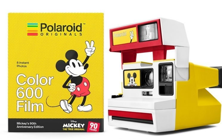 You Can Buy A Disney Polaroid Camera With Custom Disney Film