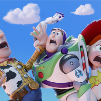 There's A New Toy Joining Woody & Buzz In The First 'Toy Story 4' Trailer