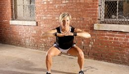 Erin Oprea Shares 3 Calorie-Torching Thanksgiving Day Workouts