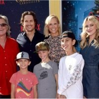 Kurt Russell and Goldie Hawn Turn The Christmas Chronicles Premiere Into a Family Affair