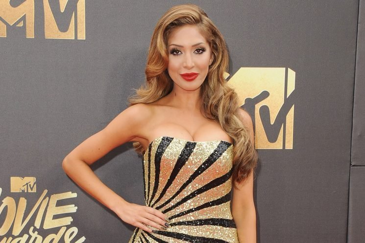 Farrah Abraham Threatened with Multi-Million Dollar Lawsuit If She Bails on Celebrity Boxing Match