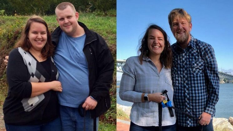 This Couple Lost 235 Pounds on the Keto Diet in Under a Year—and Their Transformation Photos Will Inspire You