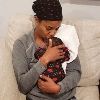 Gabrielle Union Says Her Newborn Baby Smells Like 'Heaven' in Adorable Mother-Daughter Photo