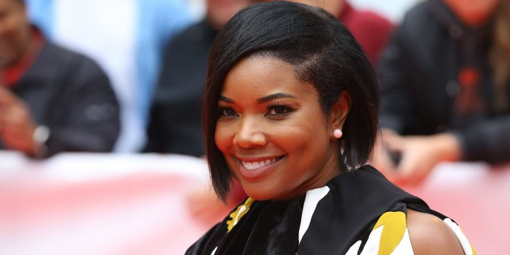 Gabrielle Union Just Posted Photos Of Her New Baby Via Surrogate