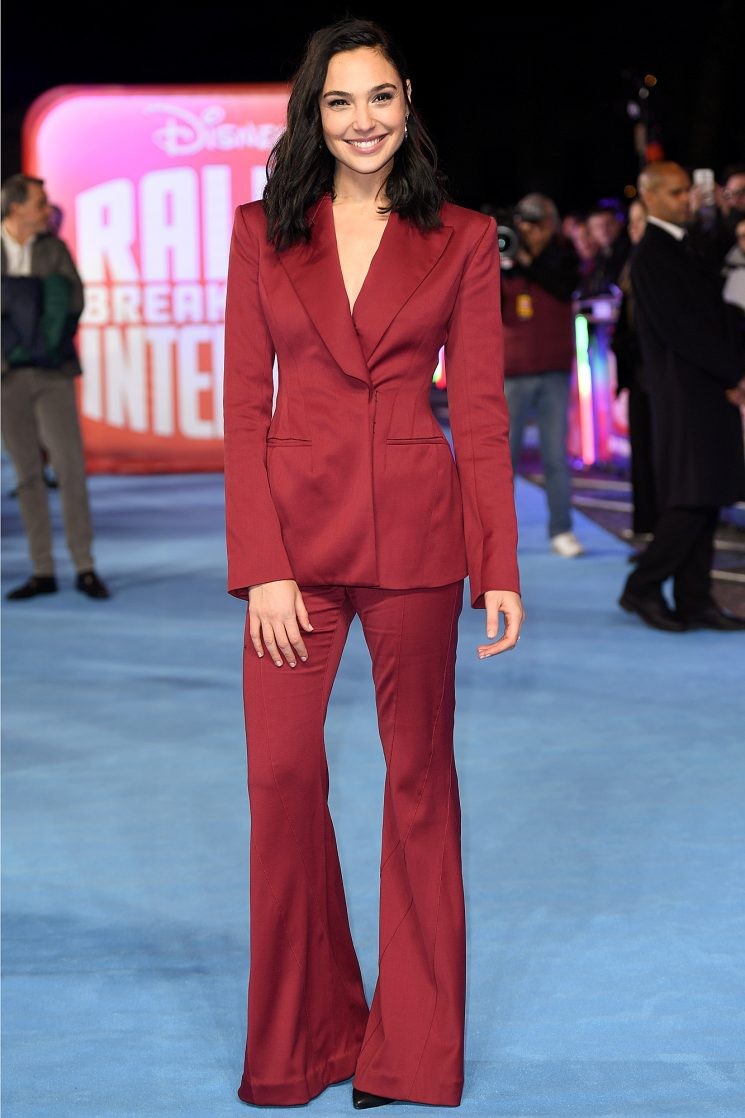 Gal Gadot's Power Suit — Plus More Can't-Miss Celeb Looks