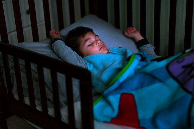 This Chart Shows Exactly What Time Your Kids Should Go to Bed Based on Their Ages