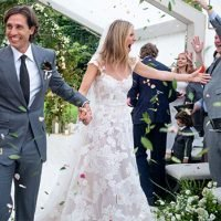 Gwyneth Paltrow's Wedding Dress Is Finally Revealed — See Stunning Lace Valentino Gown