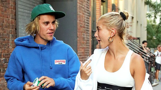 Justin Bieber Raves Over Hailey Baldwin In Gorgeous New Photo: 'You Turn Me On'