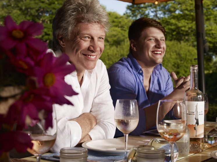 Jon Bon Jovi's Wine Was Just Named the Best Rosé of 2018