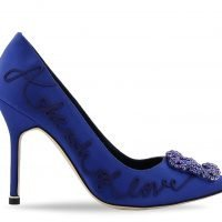 Manolo Blahnik launches new 'Sex and the City' Hangisi shoe collection