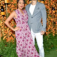 Harry Shum Jr. and Wife Shelby Rabara Are Expecting Their First Child — See the Adorable Reveal