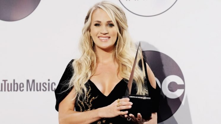 Carrie Underwood Opens Up About Singing Challenges After Facial Injury