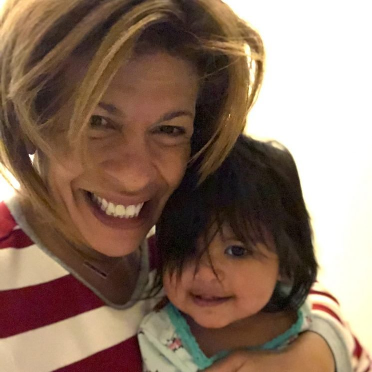 Hoda Kotb Says Her Spiritual Sense Was 'Personified' When She Welcomed Daughter Haley Joy