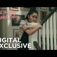 Netflix Made This Halloween Horror Trailer For 'To All The Boys I've Loved Before'!
