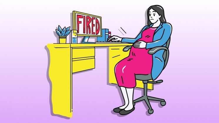 I Was Fired for Being Pregnant — Yes, Really