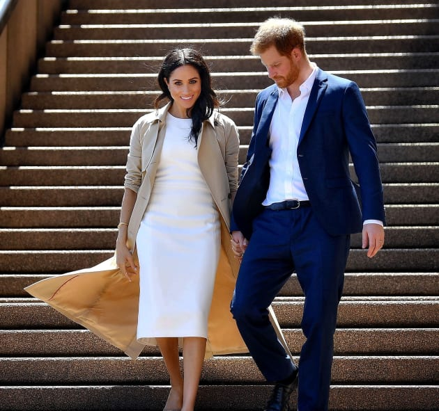 """Meghan Markle: Does She Really Have a """"Pregnancy Contract"""" With Prince Harry?!"""