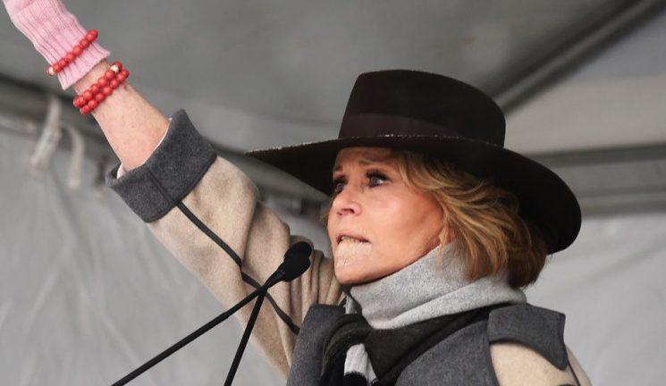 Donald Trump, Adolf Hitler's Rise Are Strikingly Similar, Jane Fonda Says