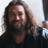 Jason Momoa Is All Smiles While Promoting 'Aquaman' in London!
