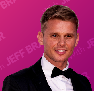 TV presenter Jeff Brazier is co-hosting live game show app Q LIVE – and giving away £1,000
