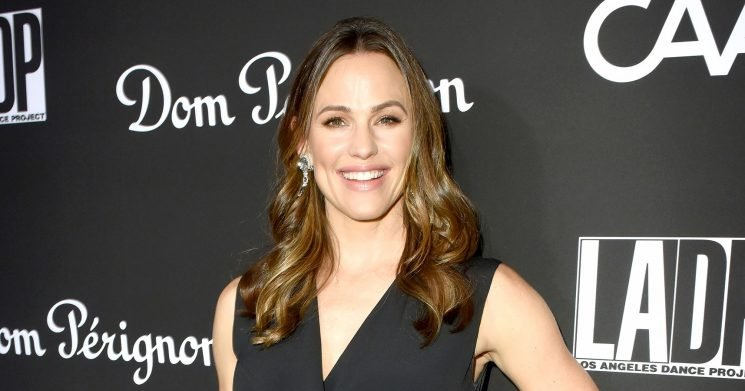 Jen Garner's Nutritionist Gives You Permission to Go to Town Today