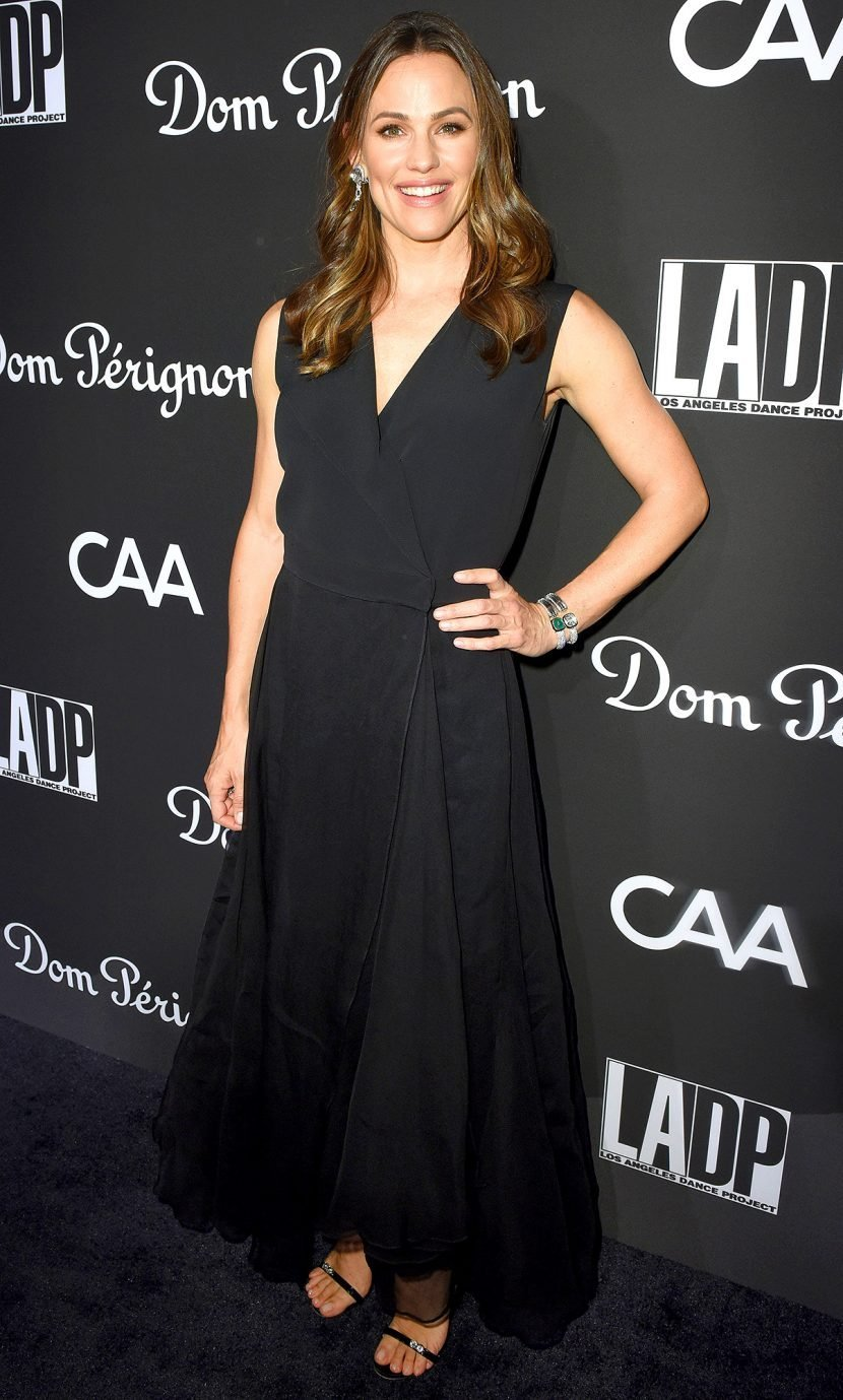 Jennifer Garner Says 'There's No Better Feeling' Than Cuddling with Her Son Samuel