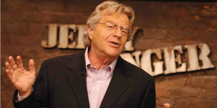 How Much is Daytime TV Legend Jerry Springer Worth? – The Cheat Sheet