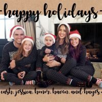 See Jessica Alba, Tia Mowry, Ashlee Simpson Ross and More Celebs' Cute Family Holiday Cards