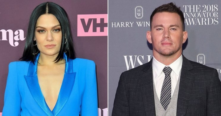 Jessie J Tells Concertgoers Including BF Channing Tatum That She's Infertile